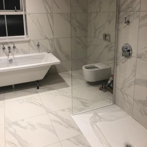 Bathroom installations in Broxbourne